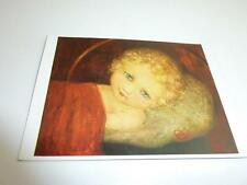 "vintage from the 60` blank greeting cards  ARS SACRA M.Spötl ""I love you ""32"""