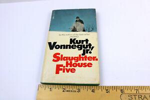Vintage Slaughterhouse-Five 1979 Kurt Vonnegut JR Paperback Book