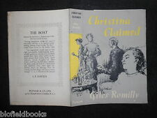 ORIGINAL LYNTON LAMB VINTAGE DUSTJACKET for Christina Claimed by Giles Romily