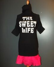 TERRANOVA TOP PULL TRENDY THE SWEET LIFE  MANCHES REBOURGS  TM OU 36