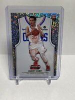 2018-19 PANINI THREADS LANDRY SHAMET DAZZLE ROOKIE CARD # 120 - Clippers