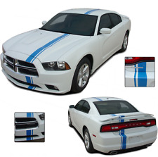 Universal Products V-SPEC 2011-2014 Dodge Charger E Rally Stripe / Decal