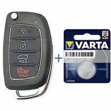 Auto Klapp Schlüssel Fernbedienung  Ersatz Gehäuse case passend für Hyundai I40