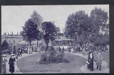 Yorkshire Postcard - Harrogate - Crescent Gardens    RS5193