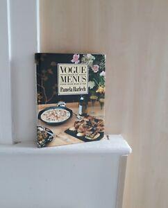 Vogue Book of Menus: Food from Near & Far; by Pamela Harlech
