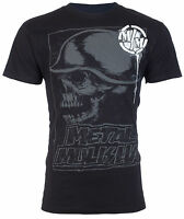 METAL MULISHA Men T-Shirt RISE UP Motocross Racing BLK Biker UFC Fox No Fear $30