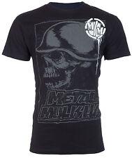 METAL MULISHA Men T-Shirt RISE UP Motocross Racing BLK Biker UFC Fox No Fear $30