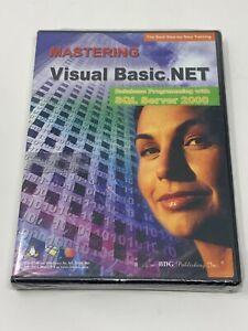 Mastering Visual Basic .NET - Step-by-Step Training - MAC/PC
