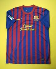 5/5 Barcelona jersey medium 2011 2012 home shirt soccer football Nike ig93
