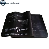 """Vector Optics 36x12""""  Armorer Gun Cleaning Mat Bench Work Mat Pad All Parts List"""