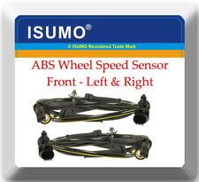 2 X ABS Wheel Speed Sensor Front - Left & Right Fits: Infiniti FX50 G25 G35 G37