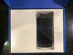 Nokia C Series C7-00 - 8GB - Frosty metal (Unlocked) Smartphone