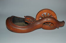 Sumitsubo, carpenter tool inkline reel, wood, Japan