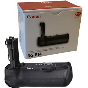 New CANON BG-E14 Battery Grip for EOS 80D 70D