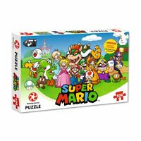 Super Mario and friends 500 piece jigsaw puzzle