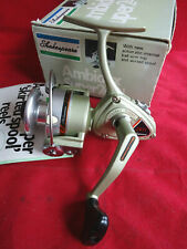 AN X-RARE OLD SHOP STOCK BOXED SHAKESPEARE AMBIDEX SUPER 2401 SPINNING REEL
