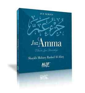 Juz Amma - 30th Part of the Quran by MISHARY AL-AFASY