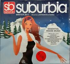 Suburbia Winter 2011 Mixed By Lanfranchi & Farina Cd Sealed House Music