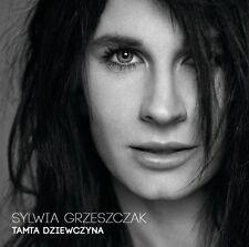 Sylwia Grzeszczak TAMTA DZIEWCZYNA [CD] 2016 / POLISH CD