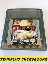 Turok: Rage Wars (Nintendo Game Boy Color, 1999)