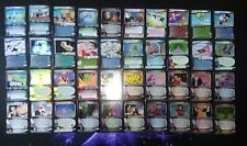 Lot 40 cartes collectible card game Dragon Ball Z Foil holo prism ccg DBZ cards