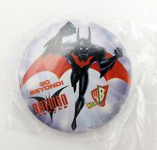 BATMAN BEYOND 1999 Warner Bros. Employee Promotional Pin WB KIDS