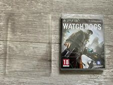 Watch Dogs | PlayStation 3 PS3 New And With Protective Cover