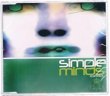SIMPLE MINDS SPACEFACE CD SINGLE SINGOLO cds SIGILLATO!!!