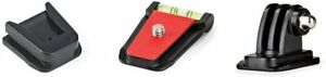 Joby Quick Release Plate, QR Plate, Pack 3K Black