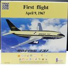 Inflight200 1:200 Boeing 737-100 N73700 IF731001P 1st Flight House Colors