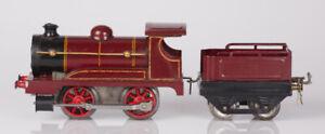 Hornby O Gauge Clockwork No.0 LNER 0-4-0 Locomotive and Tender 2710 Black