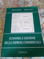 libro economia e gestione delle imprese commerciali CEDAM Roberto Vona