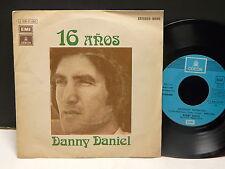 DANNY DANIEL 16 anos 1J 006-21.060 ESPAGNE