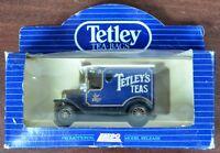 Lledo 1920 Tetley Tea Model 'T' Ford Van – Promotional Model – Die-cast Van