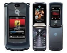 Motorola RAZR V8 2GB Black Unlocked GSM Cellular Phone REFURBISHED