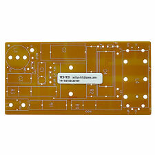 Speaker crossover circuit board  PCB    NEW  Excellent value !