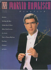 MARVIN HAMLISCH THE STING GENUINE HAND-SIGNED AUTOGRAPH SIGNATURE MUSIC SONGBOOK