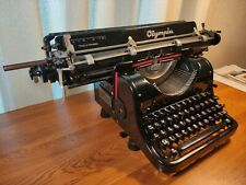 More details for 1940s olympia model 8 typewriter.