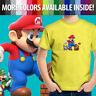 Super Mario Bros Giant Mega Power Up Mushroom Game Toddler Kid Tee Youth T-Shirt