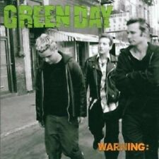 "GREEN DAY ""WARNING"" CD NEW+"