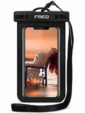 FRiEQ Waterproof Case for iPhone 11 / 11 Pro Max/Xs Max/XR/XS/X Black