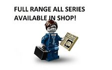 Lego minifigures zombie homme d'affaires série 14 (71010) new factory sealed