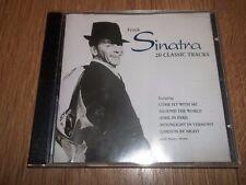 FRANK SINATRA : 20 CLASSIC TRACKS - CD ALBUM EXCELLENT
