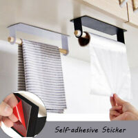 Bathroom Suction Towel Racks Holder Kitchen Toilet Paper Holder Self Adhesive