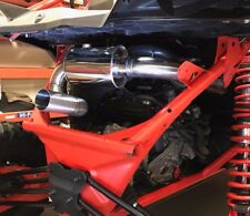 X3 Exhaust Treal Performance Turbo 3 Inch Full Quiet 2017 + Can Am Maverick