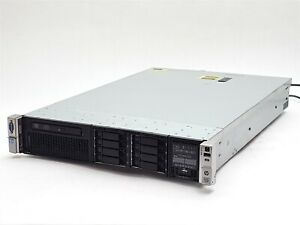HP ProLiant DL380p Gen8 8B SFF 2U Rack Server 2*Xeon E5-2640 0 2.5GHz 6C 64GB
