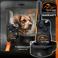 SportDOG YardTrainer 100S  Rechargeable Stubborn Remote Dog Yard Trainer YT-100S