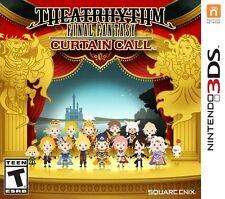 Theatrhythm Final Fantasy: Curtain Call 3Ds [Brand New]