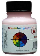 Tru-color Paint Passenger Car Interior Pink 1oz Bottle Airbrush Lacquer #TCP-226
