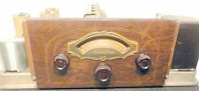 vintage * Rebuilt ATWATER KENT TYPE 89  RADIO CHASSIS  Sounds GREAT/ super clean